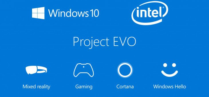 Microsoft and Intel's Project Evo Ups the PC Game