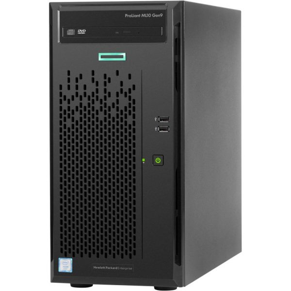HPE ProLiant ML10 Gen9 Tower Server